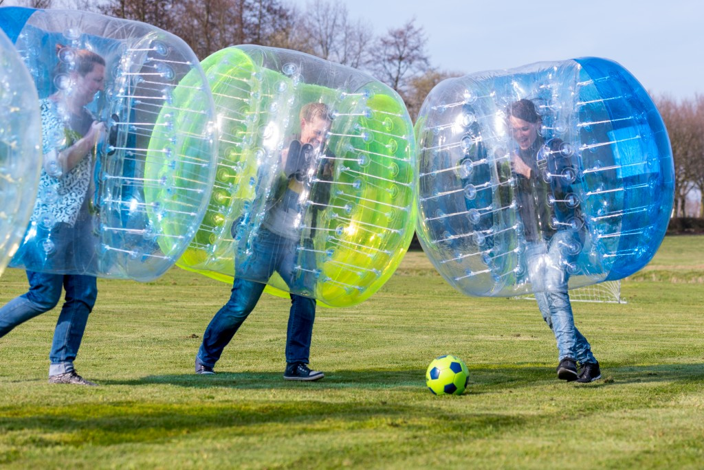 Bubble ball Voorst-4