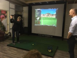 Indoorgolf 't Lohr